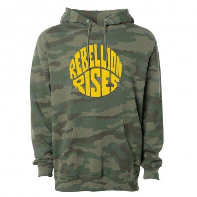 ziggy-marley - Rebellion Rises Camo Hoodie
