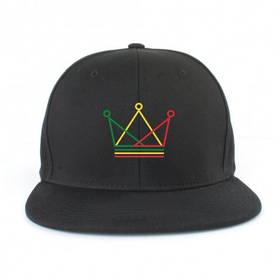ziggy-marley - Crown Snapback Hat