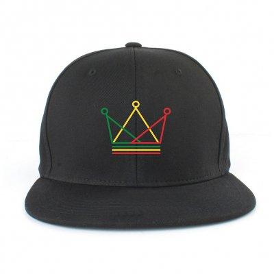 ziggy-marley - Crown Snapback Hat