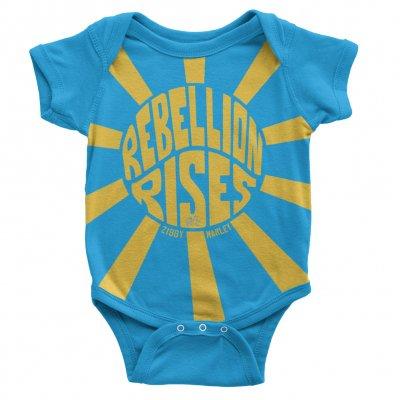 ziggy-marley - Rebellion Rises Sun Onesie