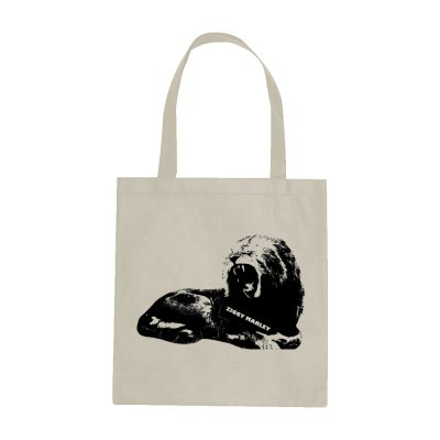 ziggy-marley - Lion Tote Bag