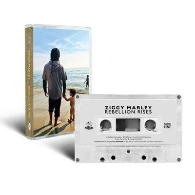 ziggy-marley - Rebellion Rises Cassette