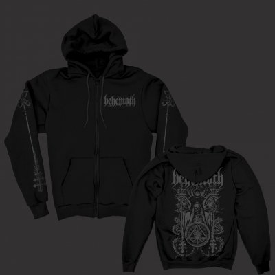 Ceremonial Zip Up (Black)