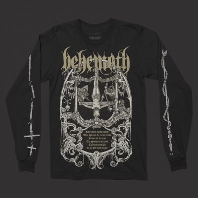 behemoth - Harlot Long Sleeve (Black)