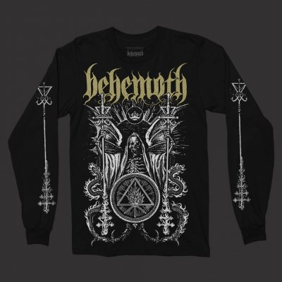 behemoth - Ceremonial Long Sleeve (Black)