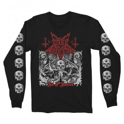 dark-funeral - As I Ascend Long Sleeve (Black)