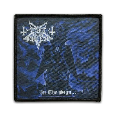 Dark Funeral - In The Sign... Woven Patch