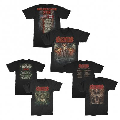 kreator - Tour T-Shirt Bundle
