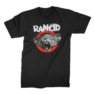 rancid - Rat Tee (Black)