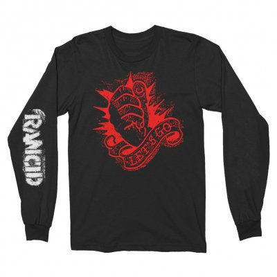 rancid - Let's Go Long Sleeve Tee (Black)