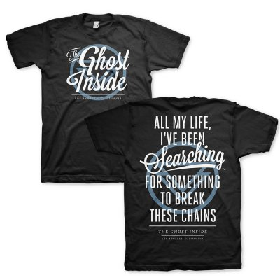 The Ghost Inside - My Life Tee (Black)