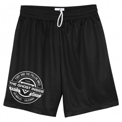 the-ghost-inside - Fury Shorts (Black)
