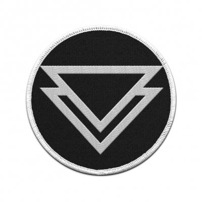 the-ghost-inside - Triangle Logo Patch