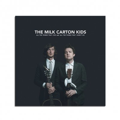 Milk Carton Kids - All the Things... CD