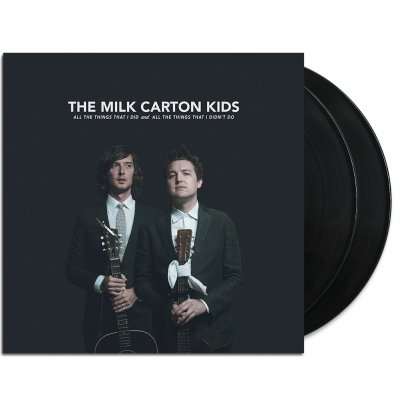 Milk Carton Kids - All the Things... 2xLP (Black)
