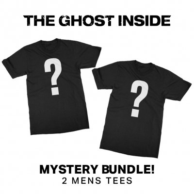 the-ghost-inside - Mystery Bundle (2 Mens Tees)