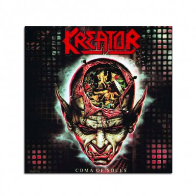 Kreator - Coma Souls 2xCD Mediabook