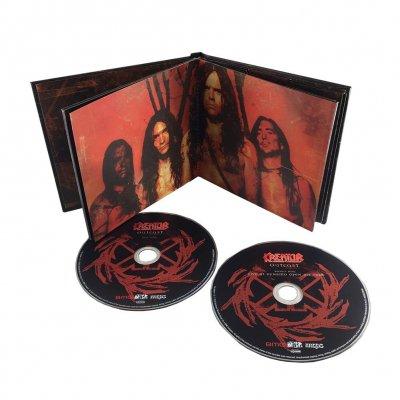 Kreator - Outcast 2xCD Mediabook