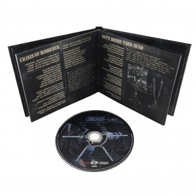 Cause For Conflict CD Mediabook