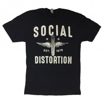 social-distortion - Wheeler T-Shirt (Black)