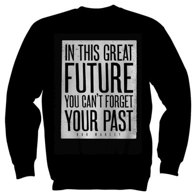 Bob Marley - Great Future Crewneck (Black)