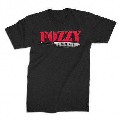 fozzy - Judas Knife Tee (Black)