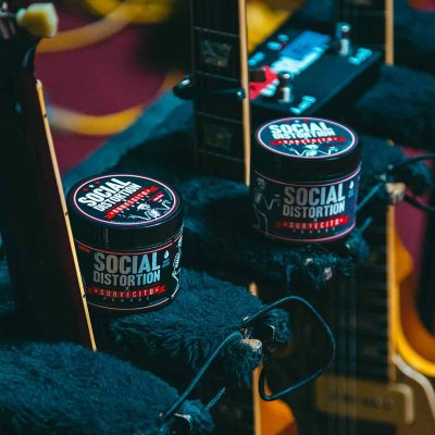 social-distortion - Social Distortion X Suavecito Pomade - Original Ho