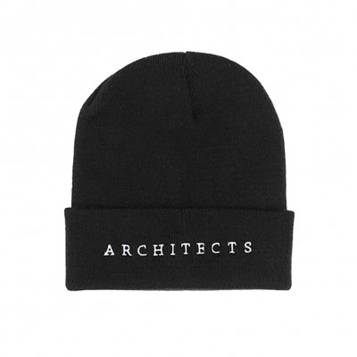 architects - Logo Beanie (Black)