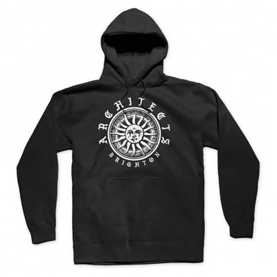 architects - Cycle Pullover (Black)