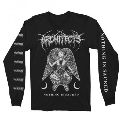 architects - Nothing Is Sacred Long Sleeve (Black)
