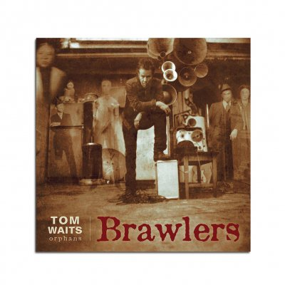 anti-records - Brawlers CD (Remastered)
