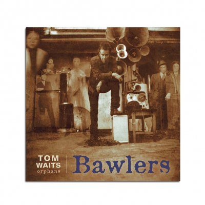 Tom Waits - Bawlers CD (Remastered)