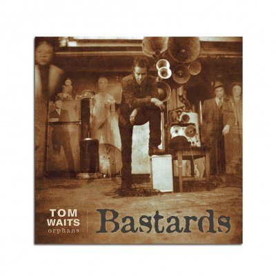 tom-waits - Bastards CD (Remastered)