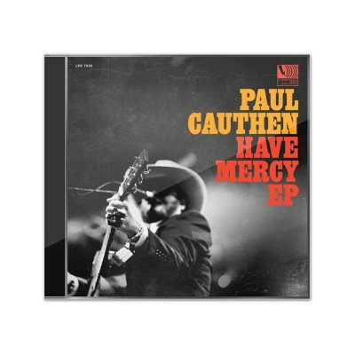 paul-cauthen - Have Mercy EP CD