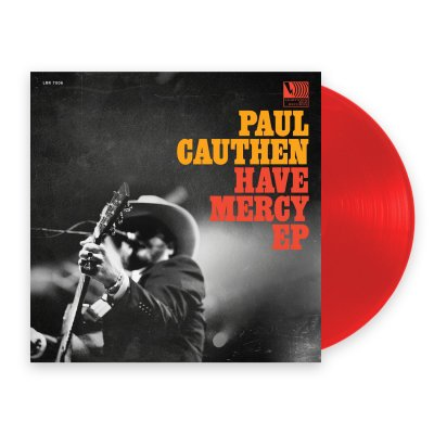 "paul-cauthen - Have Mercy 12"" EP (Translucent Red)"