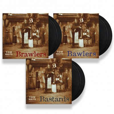 Orphans 6xLP (180g Remastered) Bundle