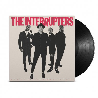 the-interrupters - Fight The Good Fight LP (Black)