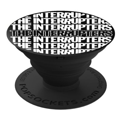 the-interrupters - Repeater Pop Socket