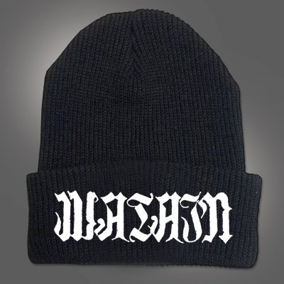 watain - Logo Beanie (Black)
