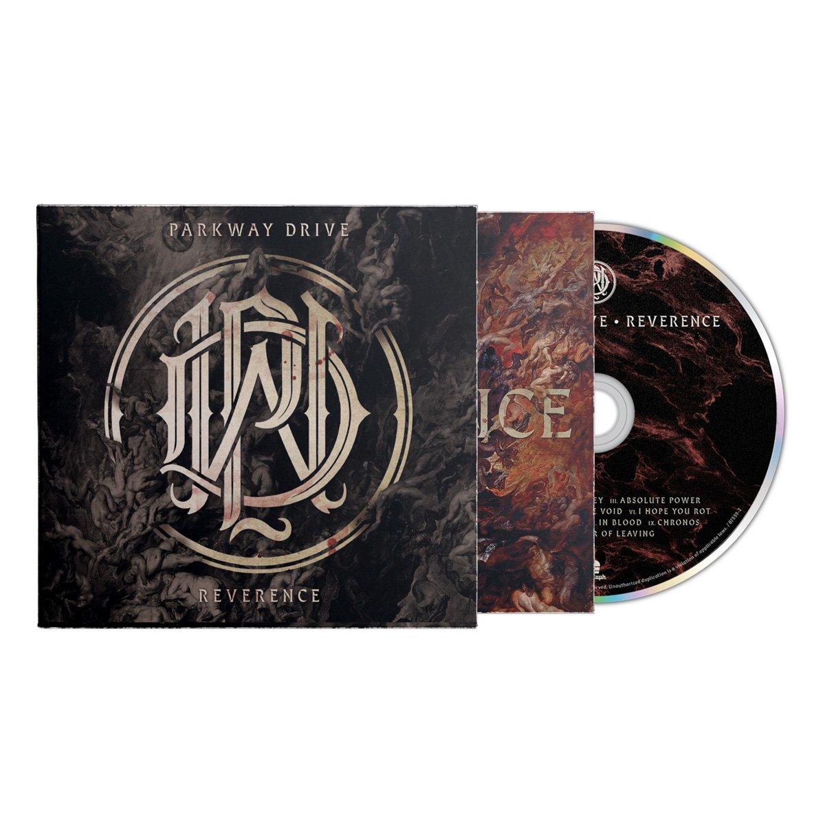 IMAGE | Reverence CD