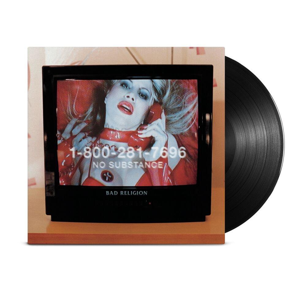 IMAGE | No Substance Remastered LP (Black)