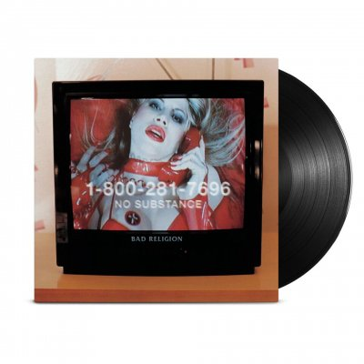 Bad Religion - No Substance Remastered LP (Black)