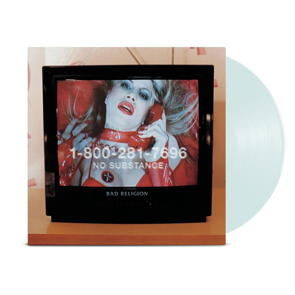 IMAGE | No Substance Remastered LP (Clear)