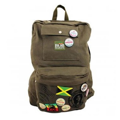 Bob Marley - Zion Backpack