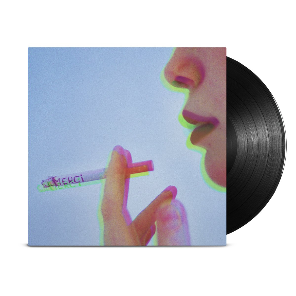 IMAGE | Merci LP (Black)