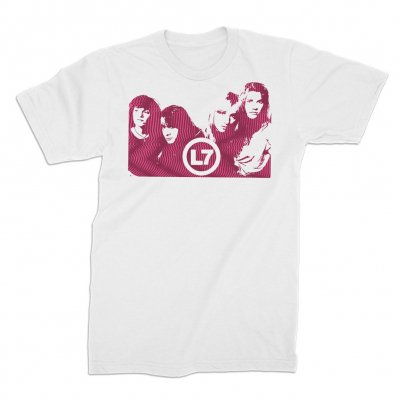 l7 - Warped Tee (White)