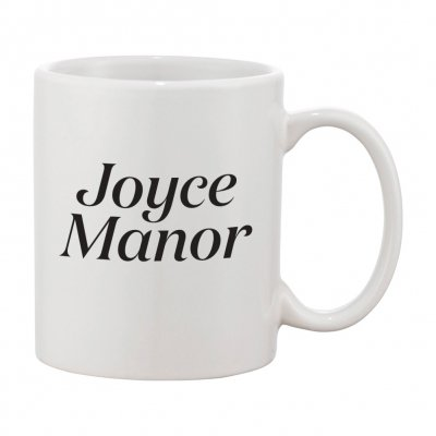 joyce-manor - Logo Mug (White)