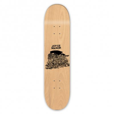 joyce-manor - Skulls Skateboard