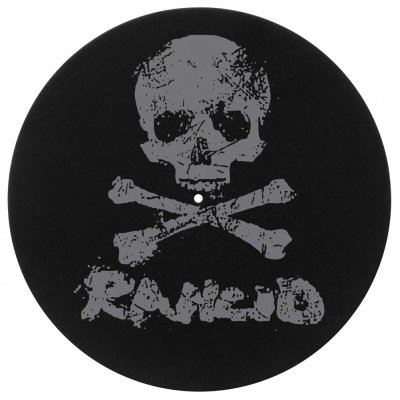 rancid - D Skull Slipmat