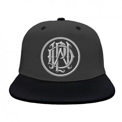 parkway-drive - Reverence Monogram Logo Snapback (Grey/Black)